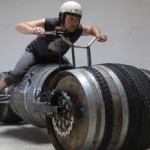 The Barrel Bike photo