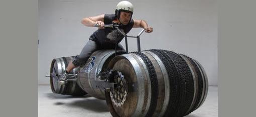 The Barrel Bike photo