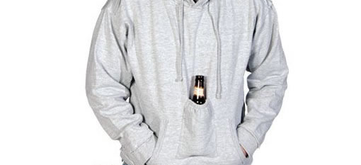 Beer Pouch Hoodie photo