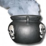 How to Create a Fog Effect for Your Halloween Punch photo
