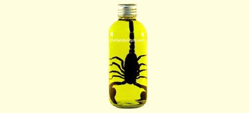 Weird Wine Wednesday: Real Scorpion Vodka photo