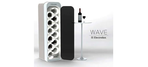 Electrolux Wave Ultra Sonic Wine Ager photo