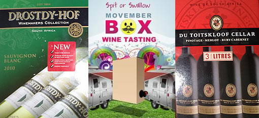 The Best Box Wine in South Africa photo