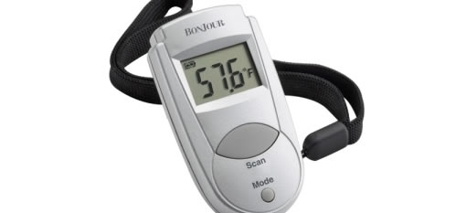 Infrared Wine Thermometer photo