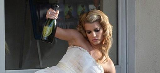 Who's drinking Dom Perignon? photo