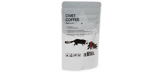 Civet Crap Choice Coffee – Out the butt and into your cup! photo