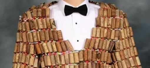 The Cork Costume photo