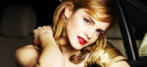 Emma Watson tasted her first Wine at Seven photo