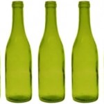 The inventor of the dark green wine bottle photo