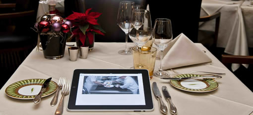 County Hall first UK Marriott Hotel to go digital on wine photo