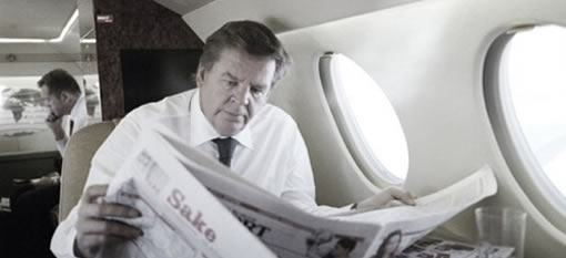 Billionaire Johann Rupert On The Jewels Of South African Wine photo
