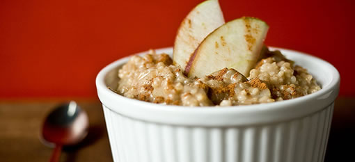 Get your fix with Oats, Apple and Cinnamon photo