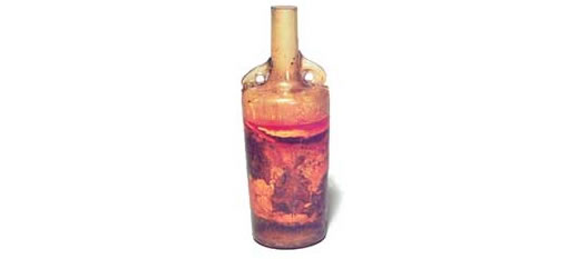 Birth place of the worlds oldest wine bottle photo
