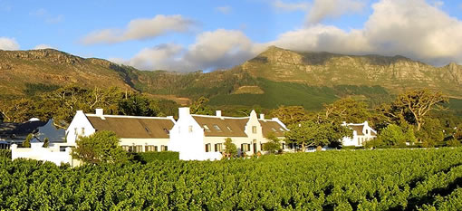 Steenberg tops TripAdvisor photo