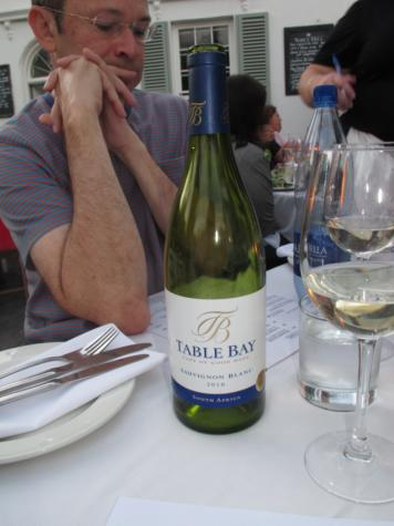 t13 Wine of the Day #59: Table Bay Sauvignon Blanc 2010