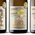 Cartoon Wine Branding photo