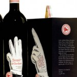 Mont Tauch wine labels photo