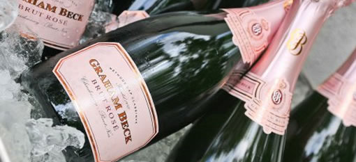 Win a bottle of Graham Beck Brut Rose worth R95 photo