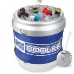 The Remote Controlled Rolling Beverage Cooler photo