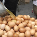 Urine-boiled eggs the latest delicacy photo