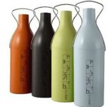 Colourful Champagne Carafes photo