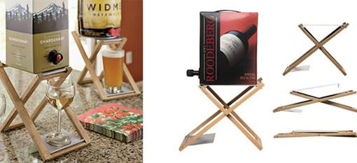 Box Wine Stand photo