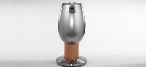 WinePod – Automatic Self-Contained Home Winery photo