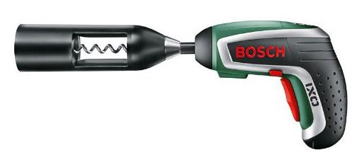 Bosch IXO Vino Cordless Bottle Opener photo