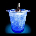 LED Sound Sensitive Ice Bucket photo