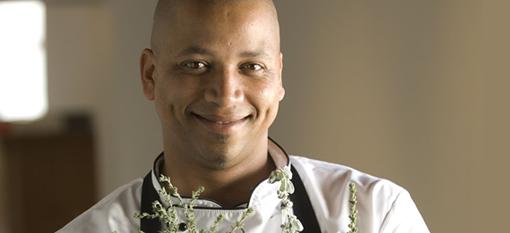 French Say `Magnifique` to Chef Shaun Schoeman`s Kaapse Kos, in Calais photo
