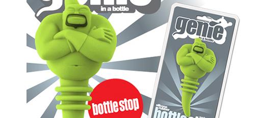 Genie in a bottle photo