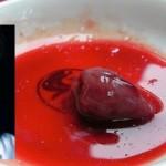 Gordon Ramsay eats beating heart of a snake photo