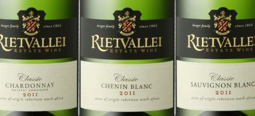 Subtle Tweak of Rietvallei's very familiar Classic Range Packaging photo