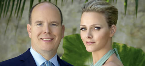 Prince Albert of Monaco chooses Perrier-Jouët Champagne for his wedding photo