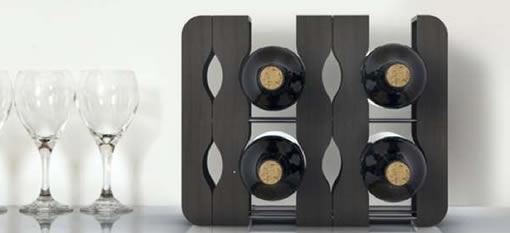 Miraje Augmentable Wine Rack photo
