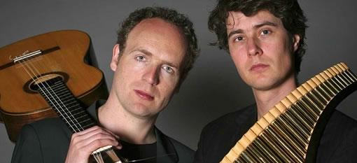 Dutch duo and festival winner for Nederburg photo