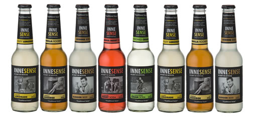 New range of soft drinks is title sponsor of InneSense Cellar2Cellar Trail Run and Wine Experience photo