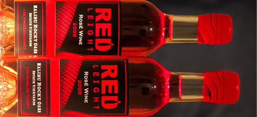 Red Leight Wine – A Rosé with Attitude photo