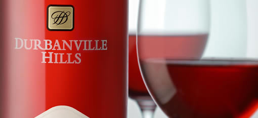 Durbanville Hills' Merlot Rosé is summer in a glass photo
