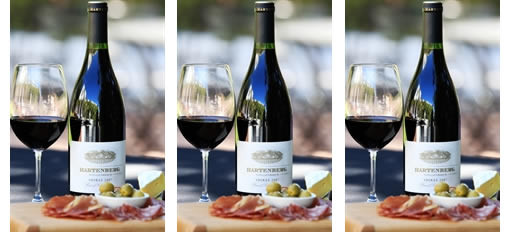 Feast of Shiraz and Charcuterie at Hartenberg photo
