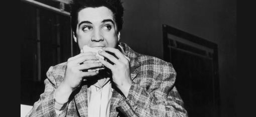 Elvis Presley's Fried Peanut Butter and Banana Sandwich photo