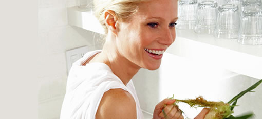 Gwyneth Paltrow Wants to Open a Pop-Up Restaurant in London photo