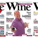 Goodbye Wine Magazine, Hallo Wine Digital photo