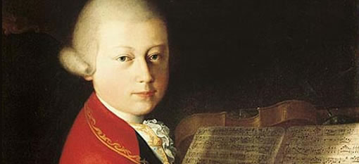 Magical Mozart and rare vintage red wines photo