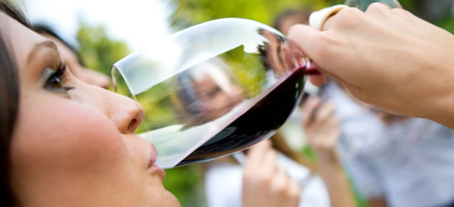 How climate change will affect the taste of your wine photo