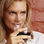 Wine ups risk of breast cancer death photo