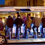 The Human Powered Bar on Wheels photo