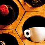 Is that coffee or is it wine?  Traces of caffeine found in wine. photo