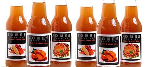 Jones Turkey and Gravy Soda photo