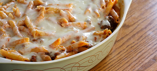 Easy Peasy Baked Penne photo